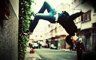 Parkour [2] wallpaper