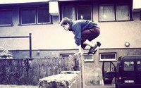 Parkour wallpaper 2560x1440 jpg