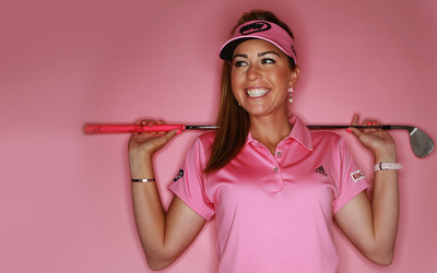 Paula Creamer [3] wallpaper