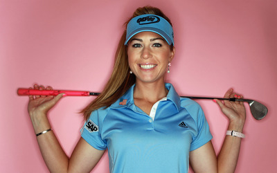 Paula Creamer [2] wallpaper