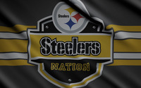 Pittsburgh Steelers wallpaper 2560x1600 jpg