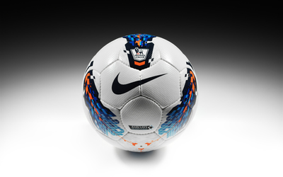 Premier League ball wallpaper