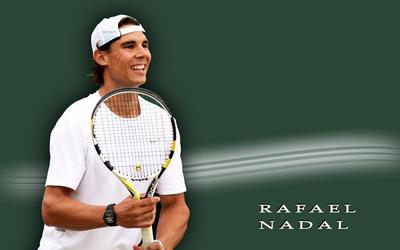 Rafael Nadal [7] wallpaper