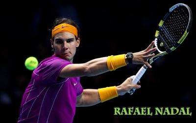 Rafael Nadal [3] wallpaper