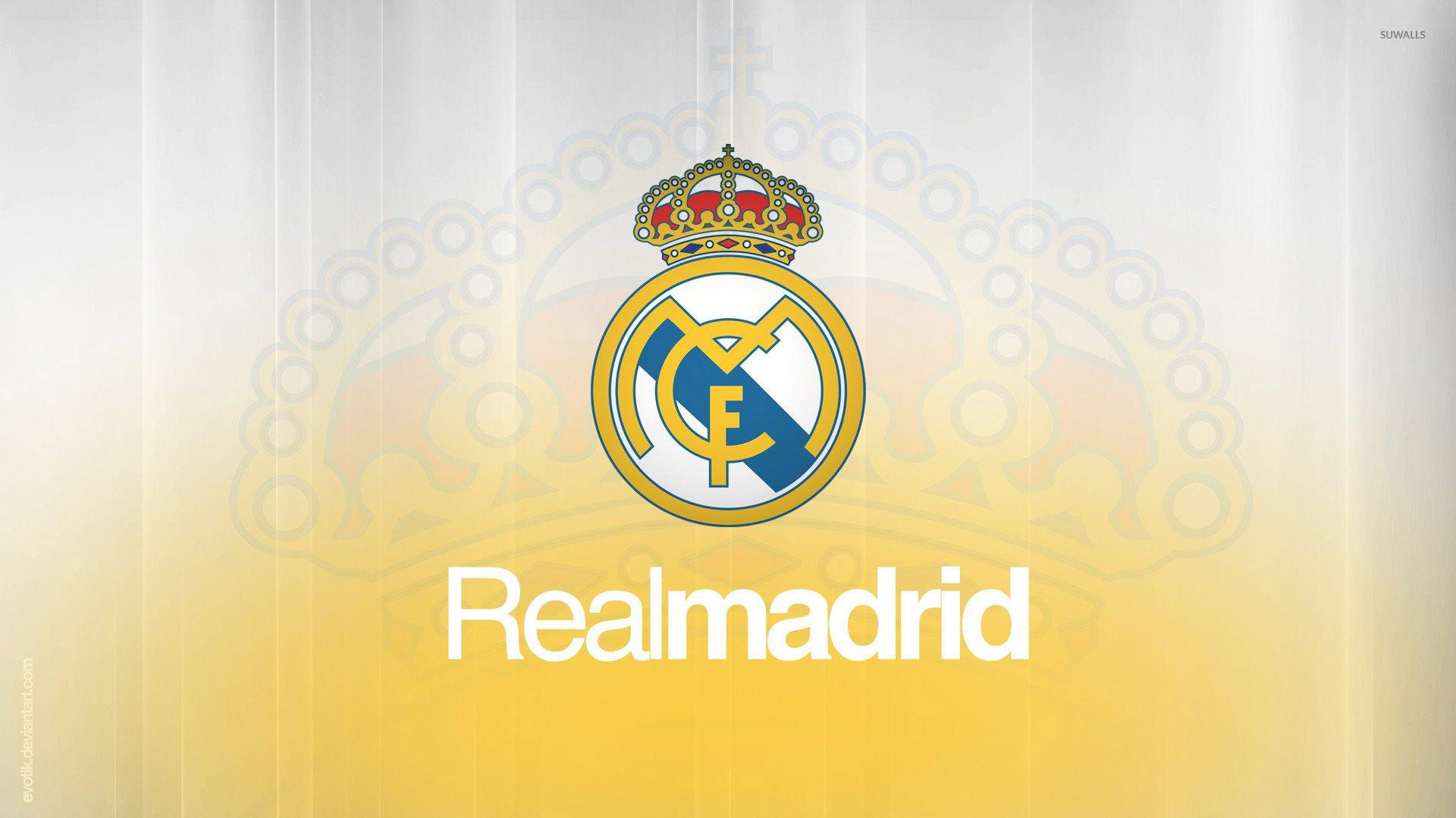 Real Madrid Logo wallpaper - Sport wallpapers - #32019