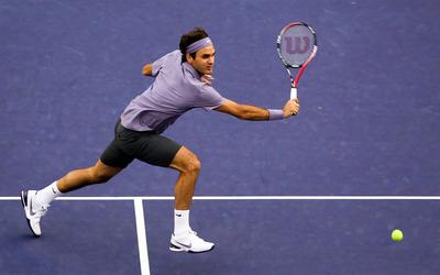 Roger Federer [3] wallpaper