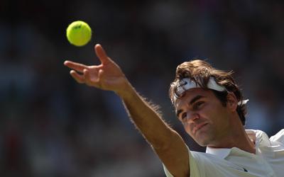 Roger Federer [6] wallpaper