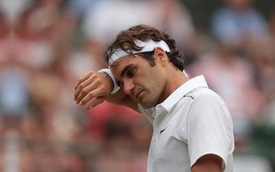 Roger Federer [7] wallpaper