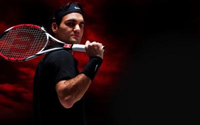 Roger Federer [5] wallpaper