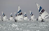 Sailing at the Summer Olympics wallpaper 2560x1600 jpg