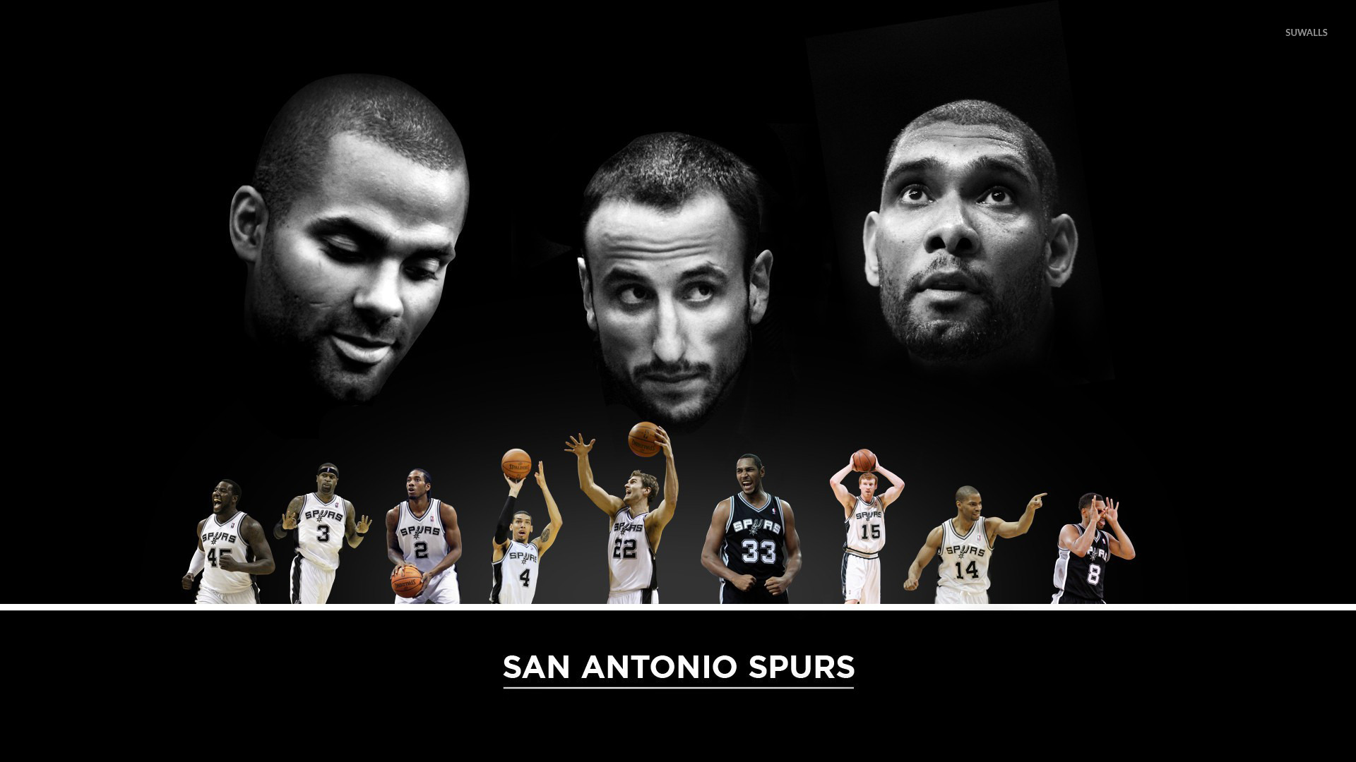 San Antonio Spurs Wallpaper Sport Wallpapers 23214