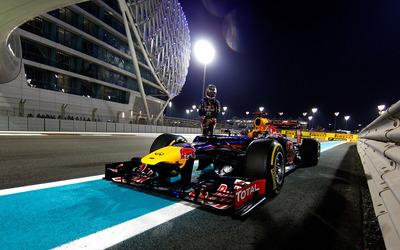Sebastian Vettel wallpaper