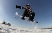 Snowboarder wallpaper 1920x1200 jpg