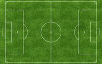 Top view of a football pitch wallpaper 1920x1200 jpg