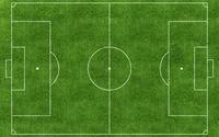 Top view of a football pitch wallpaper 1920x1200 jpg