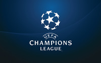 UEFA Champions League white logo wallpaper 1920x1200 jpg