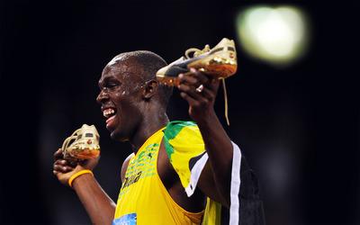 Usain Bolt [5] wallpaper