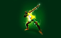 Usain Bolt wallpaper 2560x1600 jpg