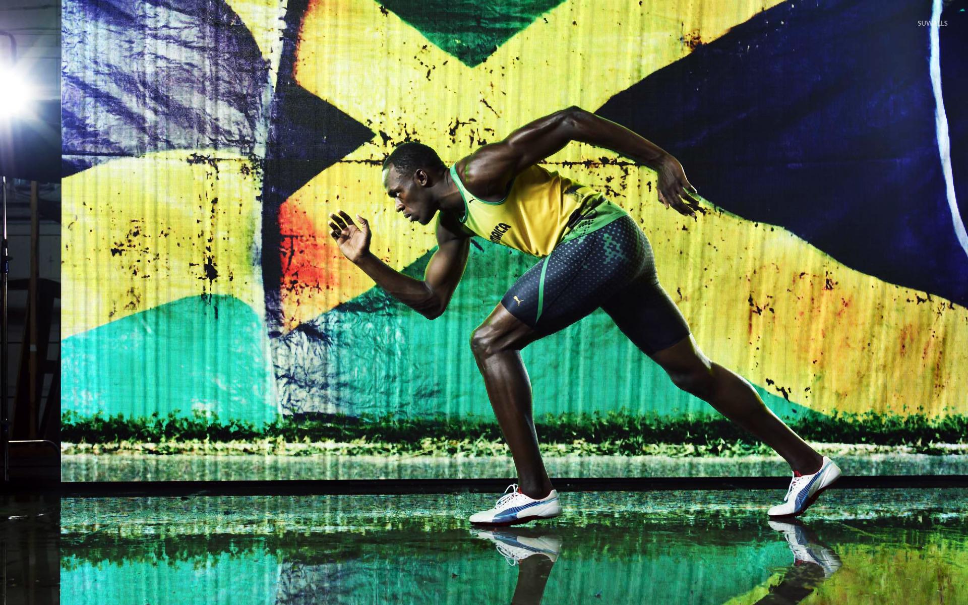 Usain Bolt 2 Wallpaper