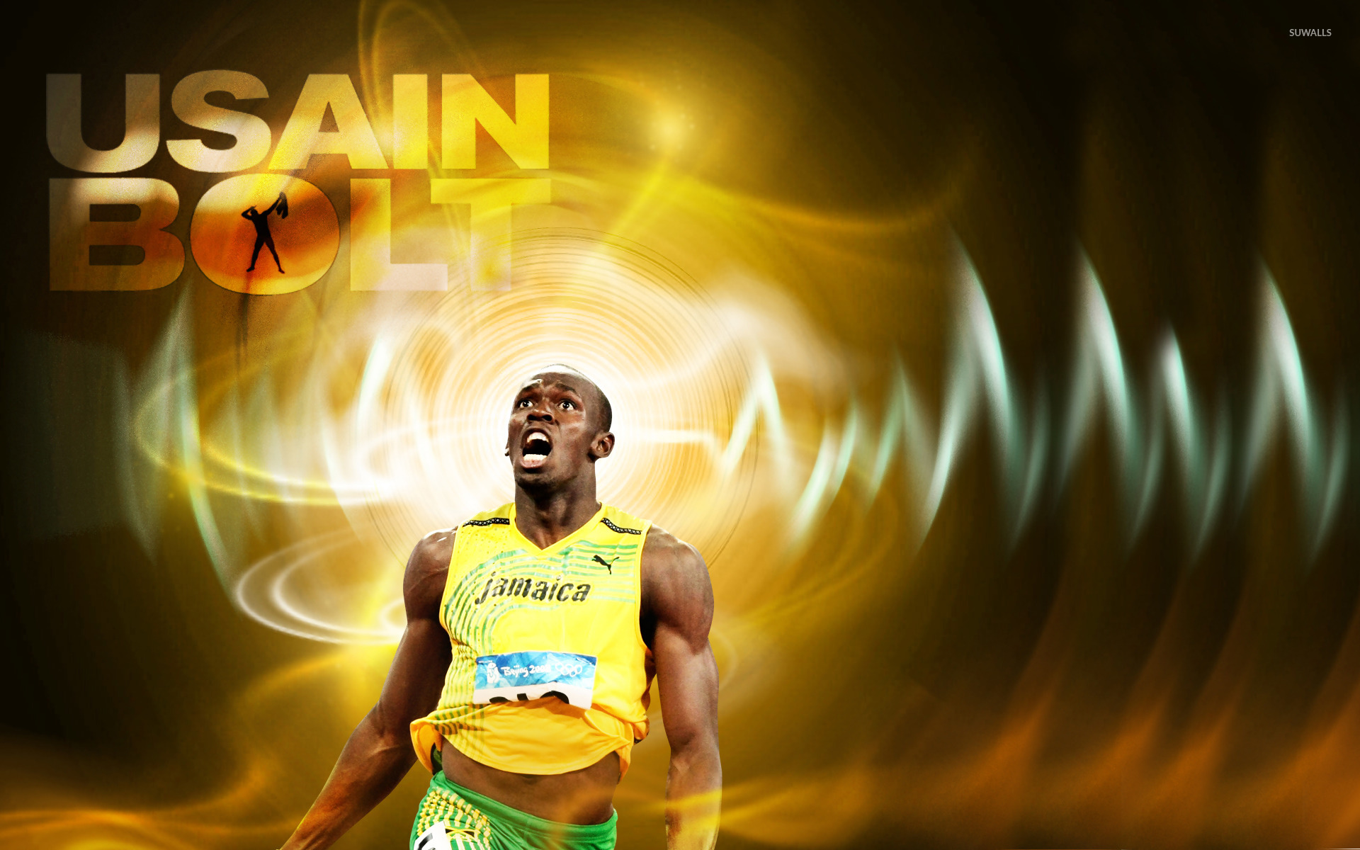 Usain Bolt 4 Wallpaper
