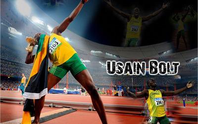 Usain Bolt [3] wallpaper