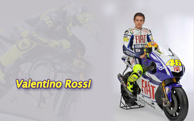 Valentino Rossi [4] wallpaper