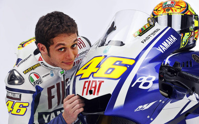 Valentino Rossi [2] wallpaper