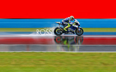 Valentino Rossi [6] wallpaper
