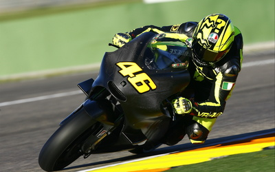 Valentino Rossi [12] wallpaper