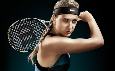 Victoria Azarenka wallpaper