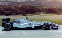 Williams F1 [3] wallpaper 1920x1200 jpg