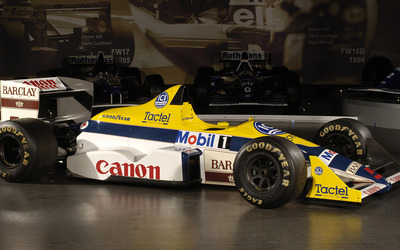 Williams FW12 wallpaper