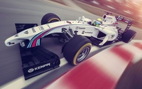 Williams FW36 [2] wallpaper 2560x1440 jpg