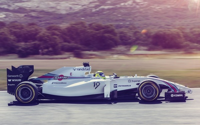 Williams FW36 [5] wallpaper