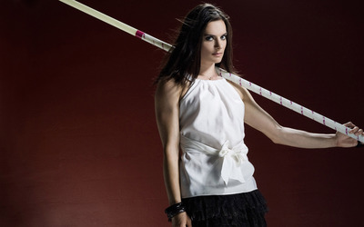 Yelena Isinbayeva wallpaper