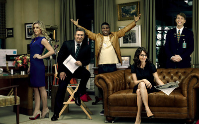 30 Rock wallpaper