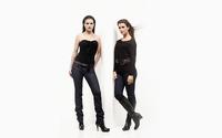 Abby Sciuto and Ziva David - NCIS wallpaper 2560x1600 jpg