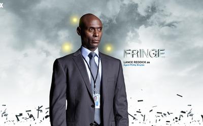 Agent Phillip Broyles wallpaper