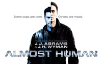 Almost Human [2] wallpaper 1920x1200 jpg