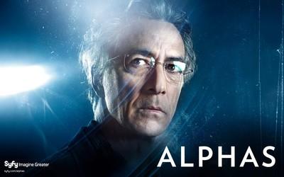 Alphas [5] wallpaper