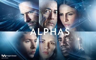 Alphas wallpaper