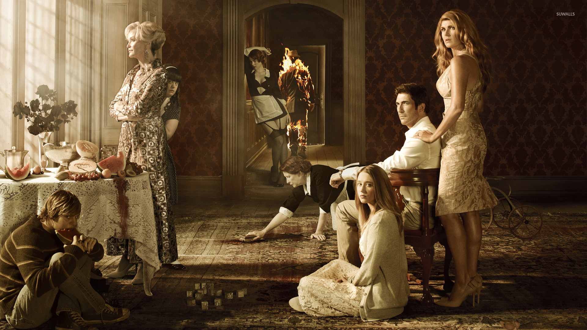American Horror Story 6 Wallpaper Tv Show Wallpapers 27880
