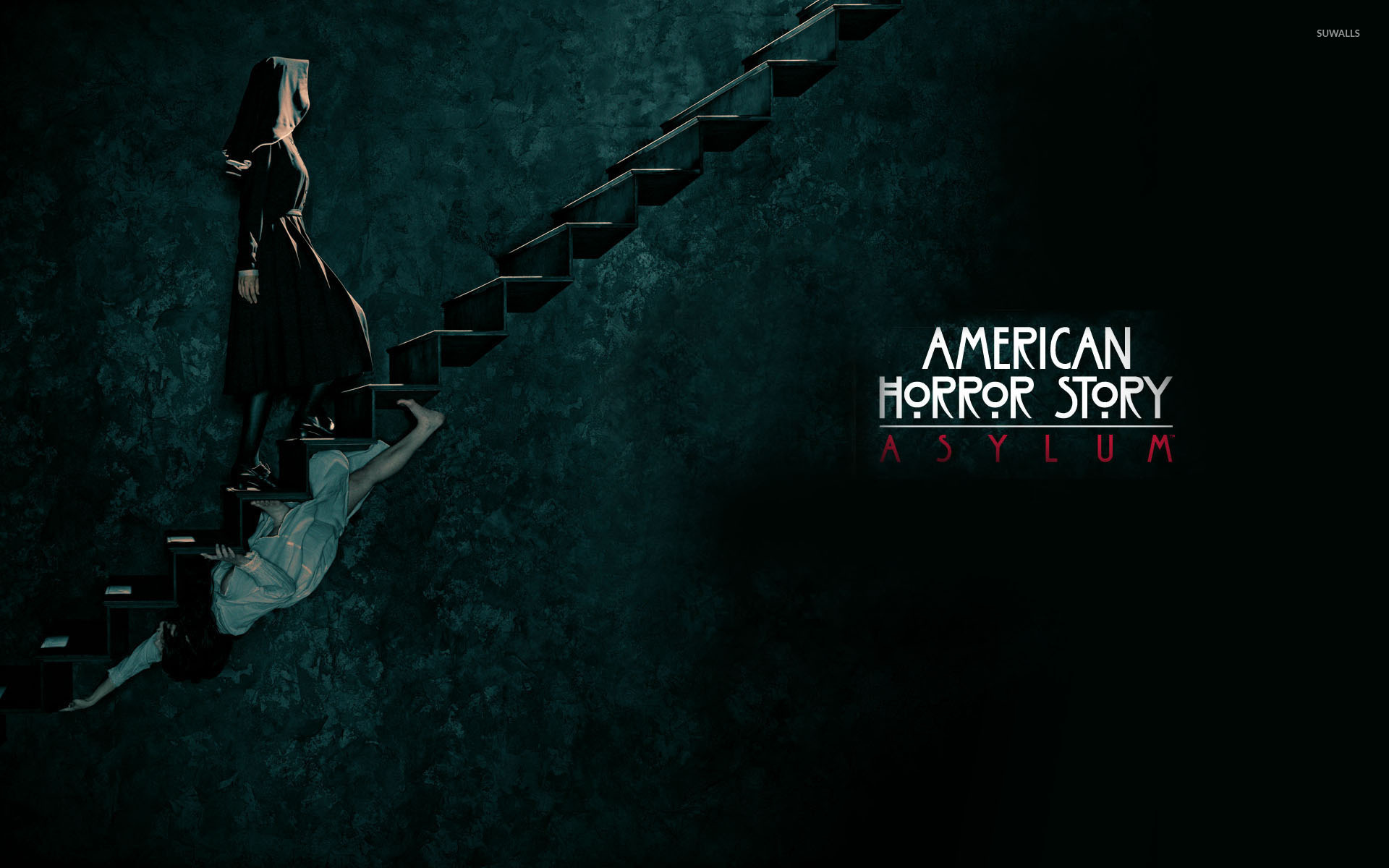 American horror story asylum 2 wallpaper tv show wallpapers 27962 - American horror story wallpaper ...