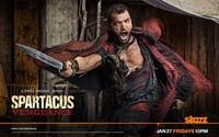 Ashur - Spartacus: Vengeance wallpaper 1920x1200 jpg