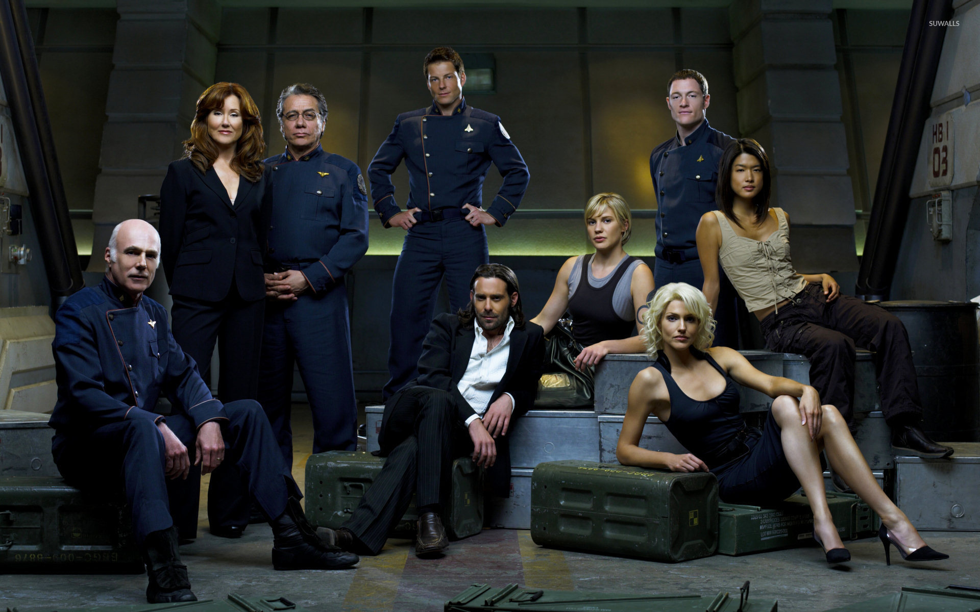 Battlestar Galactica 4 Wallpaper Tv Show Wallpapers 9344