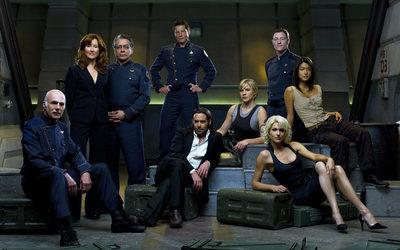 Battlestar Galactica [4] wallpaper