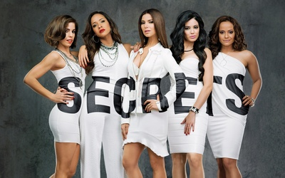 Beautiful Devious Maids characters wallpaper