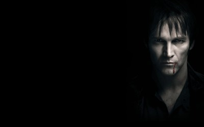 Bill Compton - True Blood wallpaper
