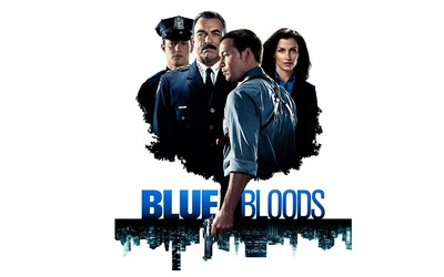 Blue Bloods main characters wallpaper