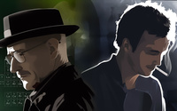 Breaking Bad main characters wallpaper 1920x1080 jpg
